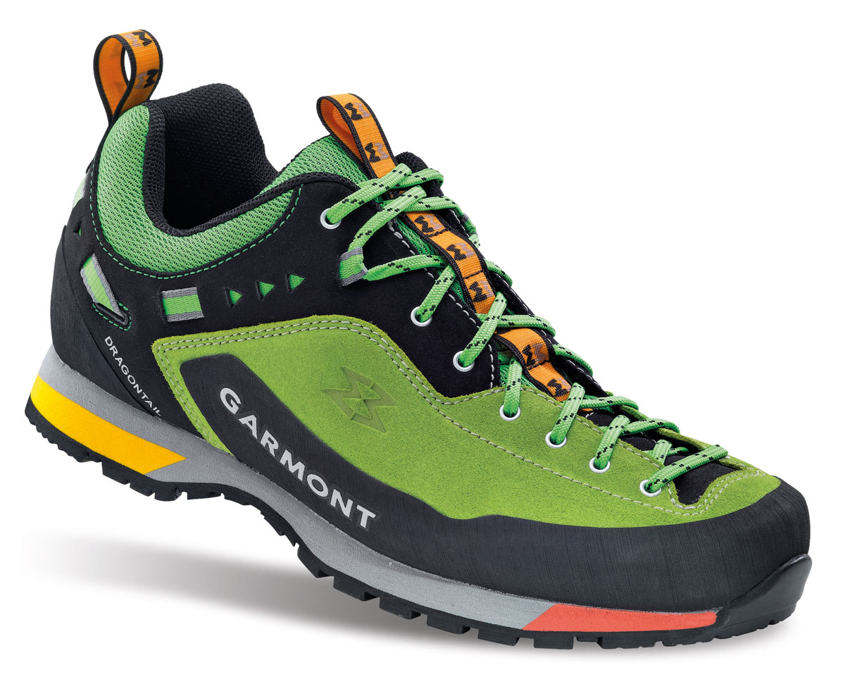 Garmont Dragontail Lt Green/Black-30