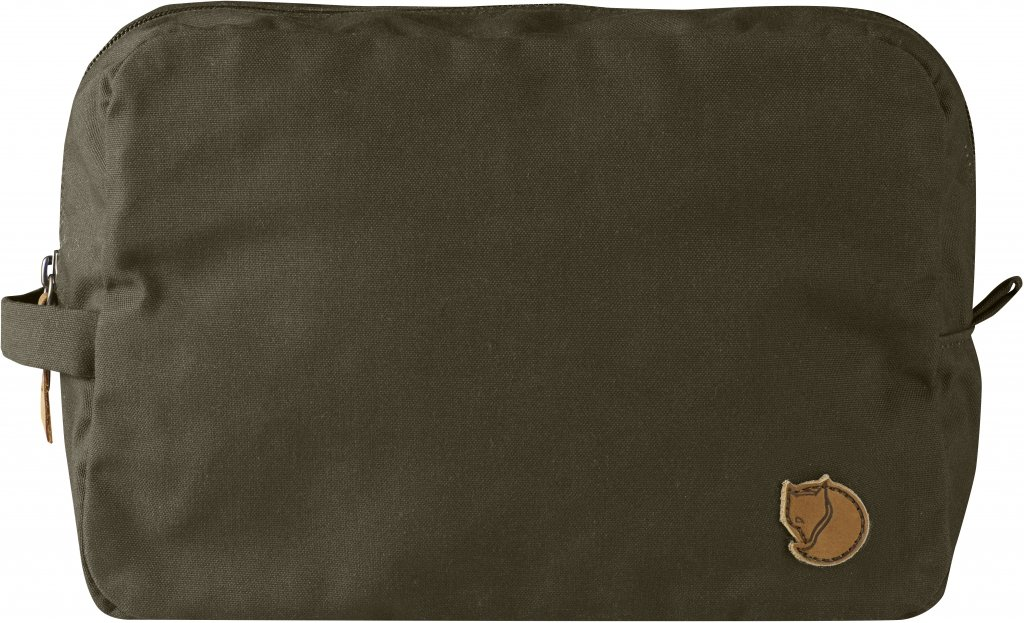 FjallRaven Gear Bag Large Dark Olive-30