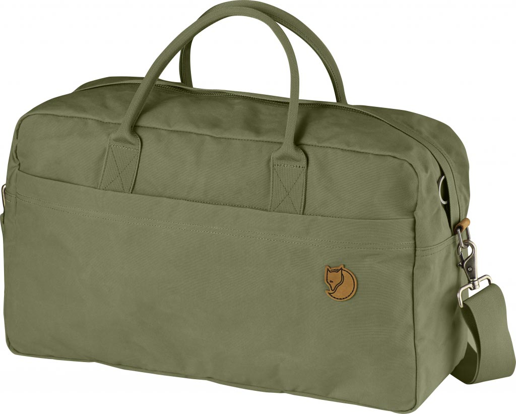 FjallRaven Gear Duffel Green-30