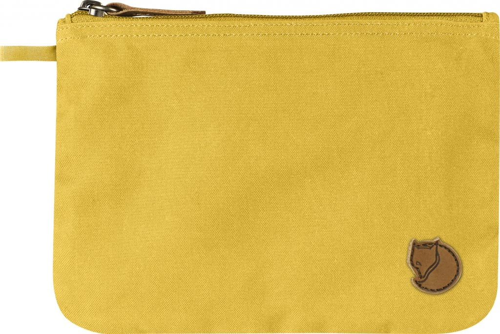 FjallRaven Gear Pocket Ochre-30