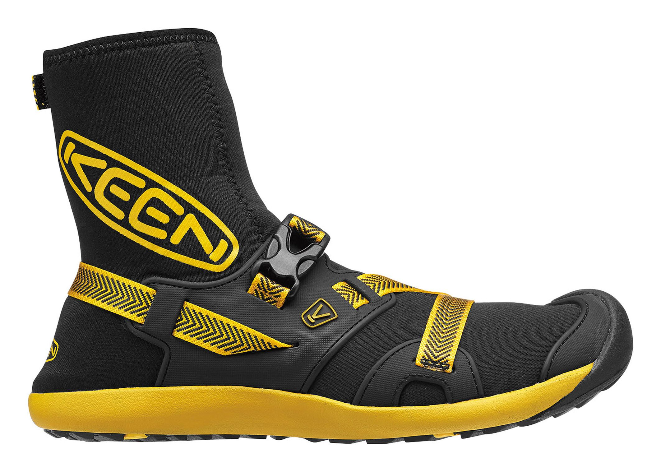 Keen Gorgeous Black/Yellow-30