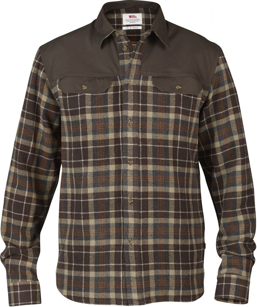 FjallRaven Granit Shirt Autumn Leaf-30