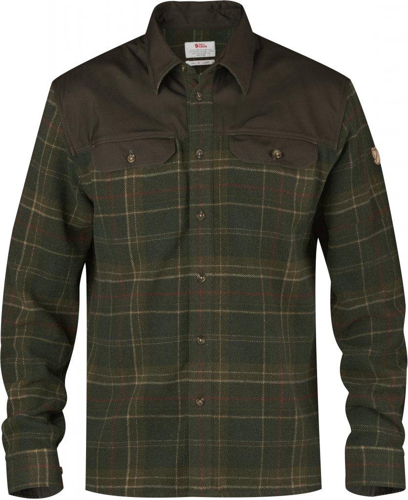 FjallRaven Granit Shirt Tarmac-30