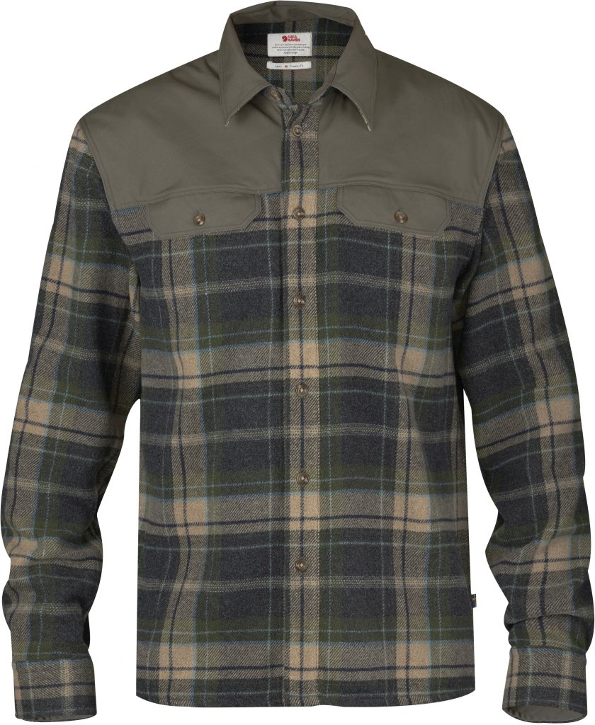 FjallRaven Granit Shirt Green-30