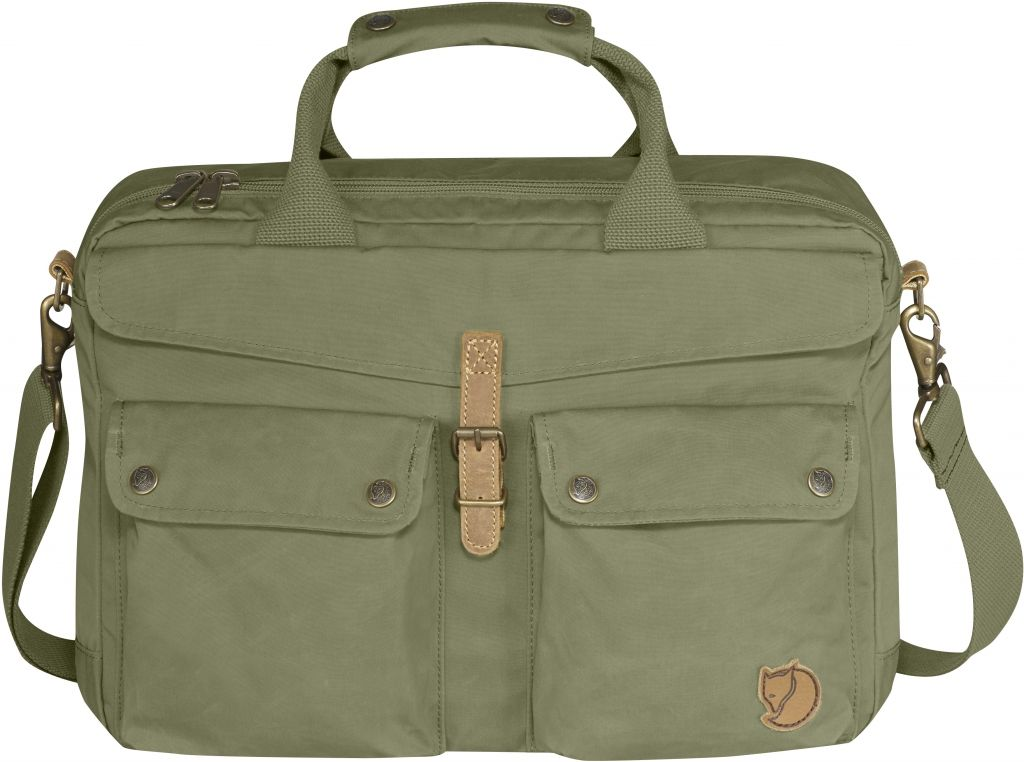 FjallRaven Greenland Briefcase Green-30