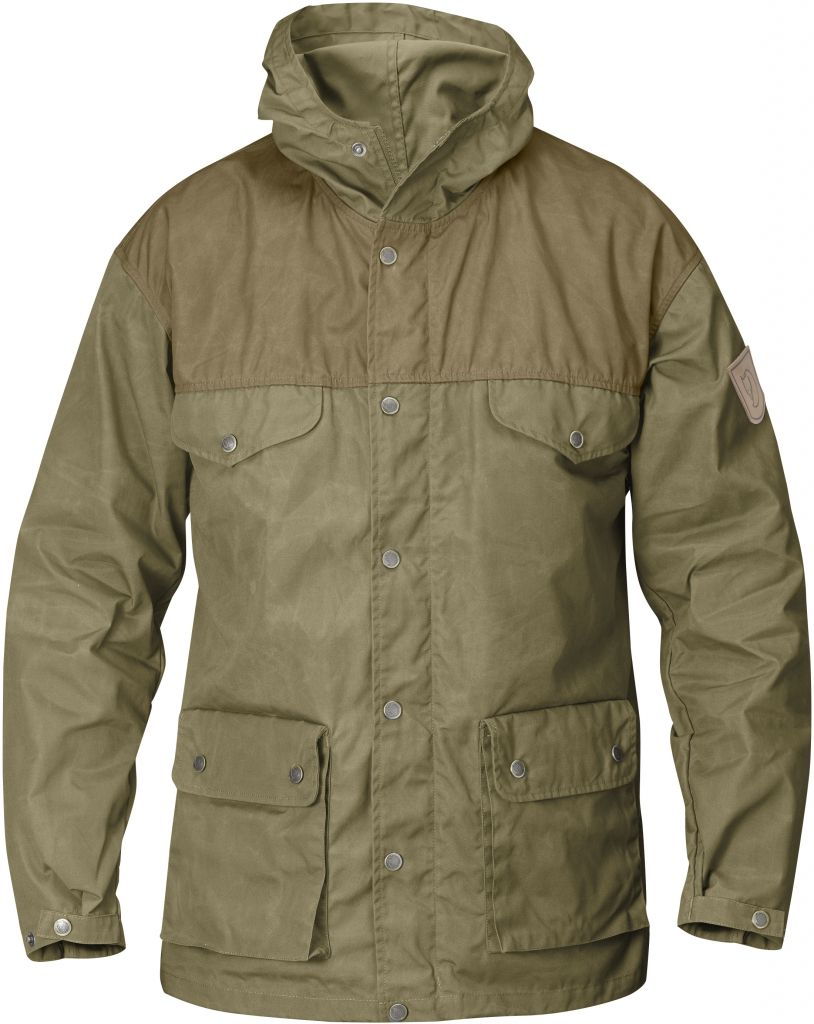 FjallRaven Greenland Jacket Cork-Sand-30