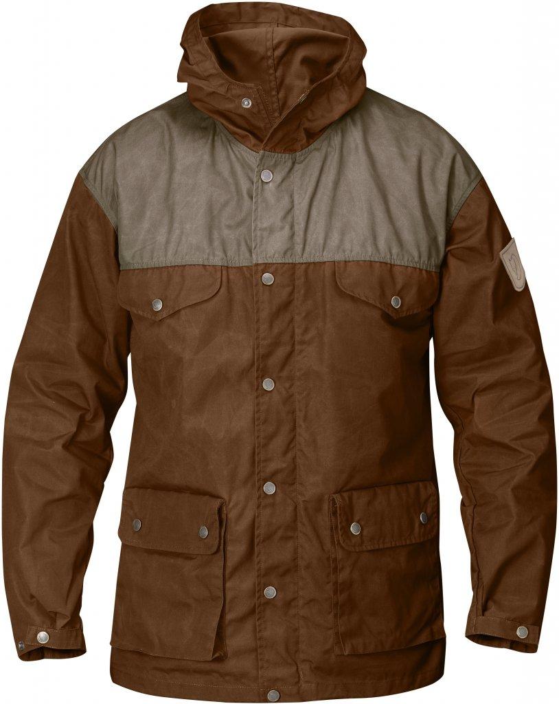 FjallRaven Greenland Jacket Chestnut-Taupe-30