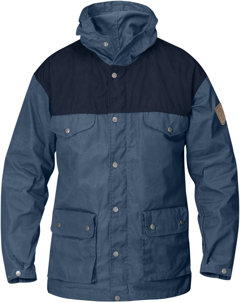 FjallRaven Greenland Jacket Uncle Blue-Dk.Navy-30