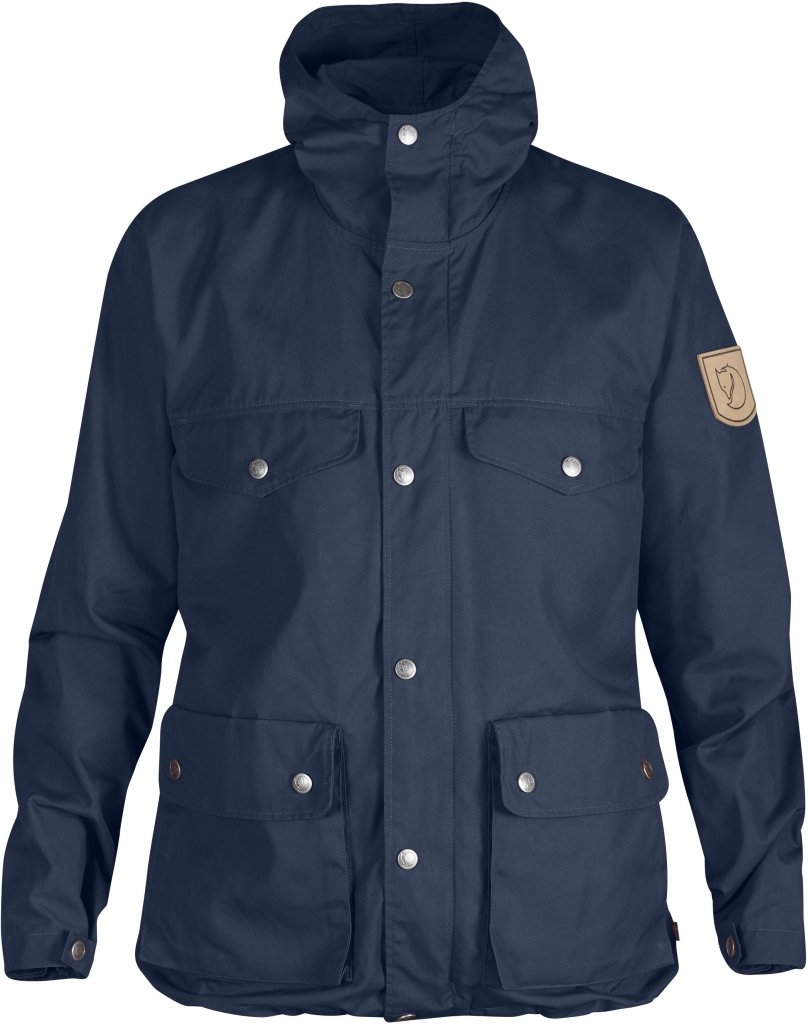 FjallRaven Greenland Jacket W. Dark Navy-30