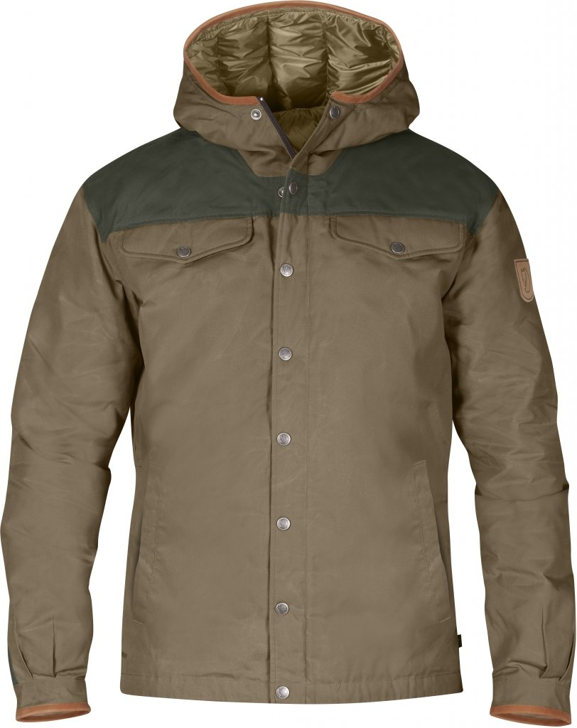 FjallRaven Greenland No.1 Down Jacket Taupe-30