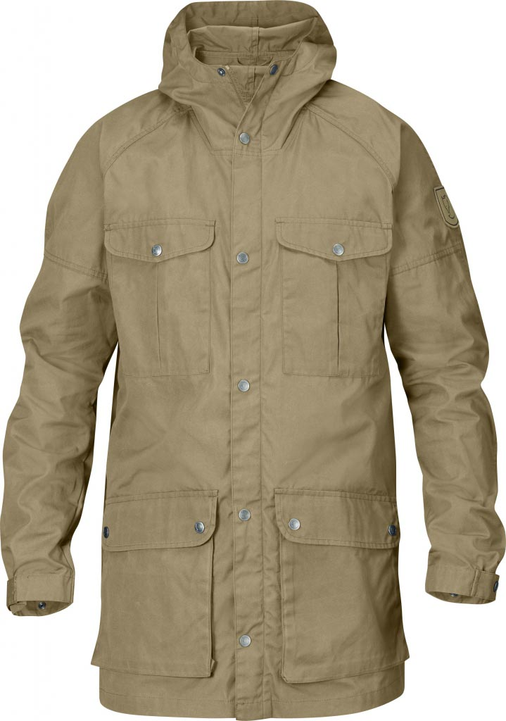 FjallRaven Greenland Parka Light Sand-30