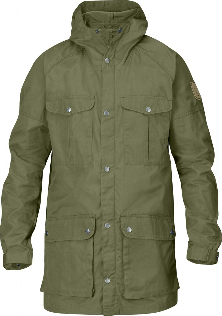 FjallRaven Greenland Parka Light Green-30