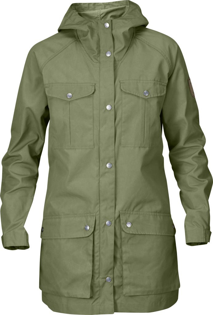 FjallRaven Greenland Parka Light Women Green-30