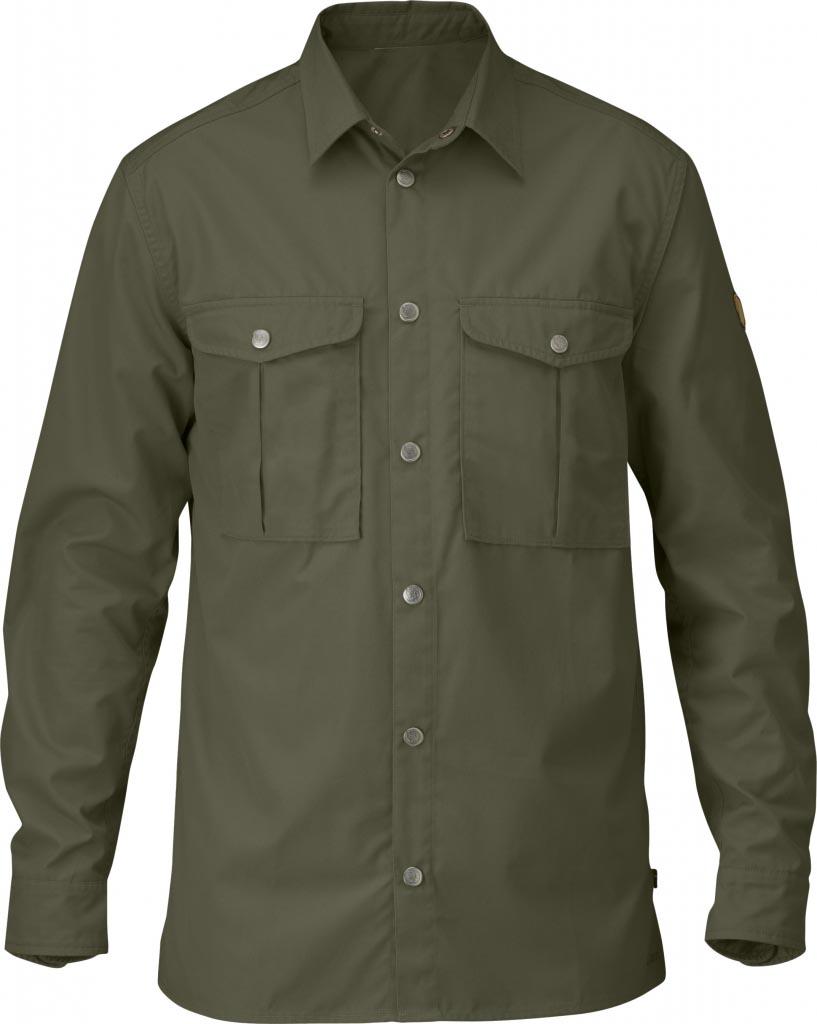 FjallRaven Greenland Shirt Tarmac-30