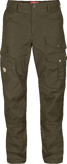 FjallRaven Greenland Trousers W. Dark Olive-30