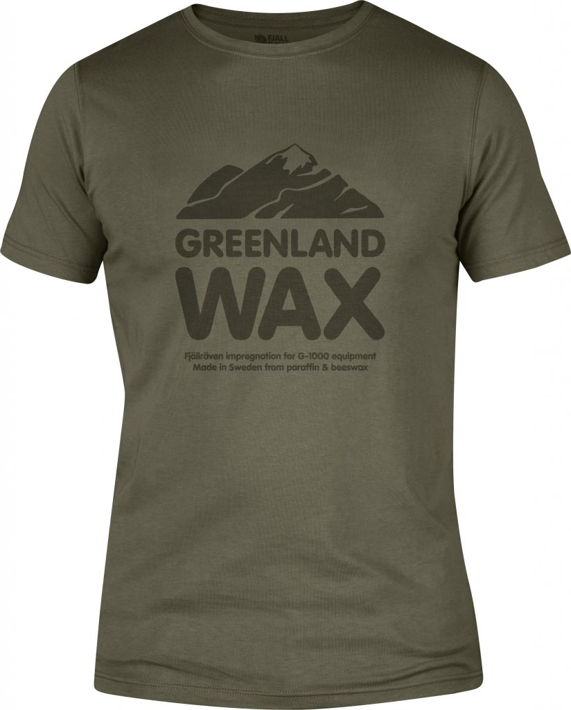FjallRaven Greenland Wax T-shirt Tarmac-30