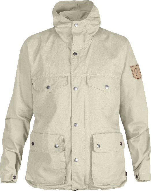 FjallRaven Greenland Women Jacket Light Beige-30