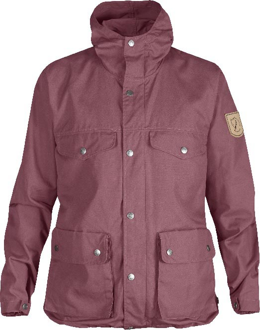 FjallRaven Greenland Women Jacket Wild Ginger-30