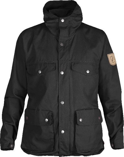 FjallRaven Greenland Women Jacket Black-30