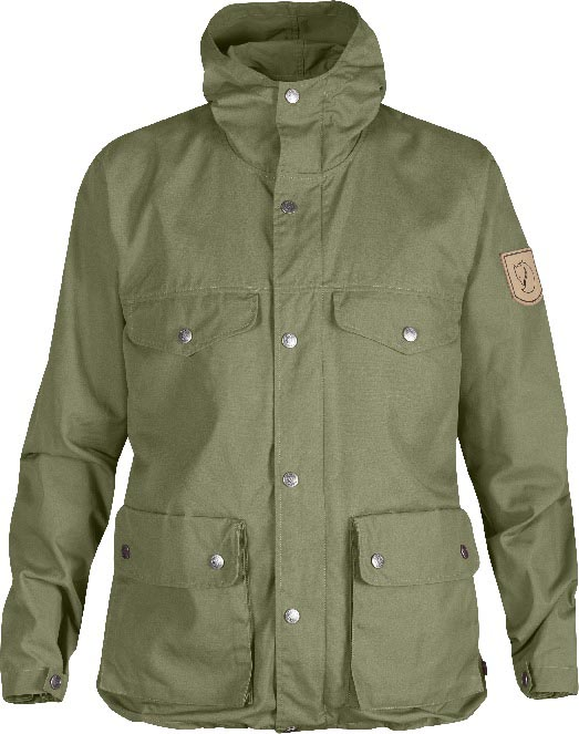 FjallRaven Greenland Women Jacket Green-30