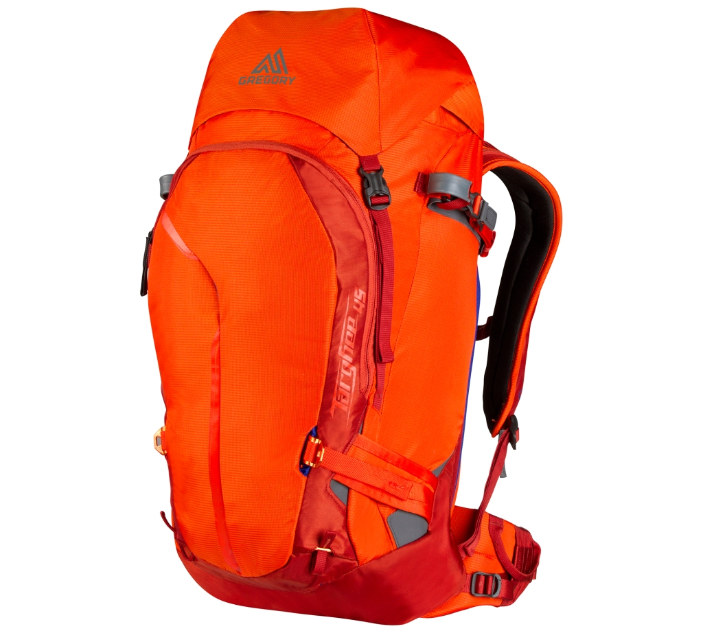 Gregory Targhee 45 Radiant Orange-30