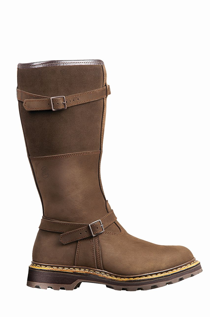 Hanwag Grizzly Top Lady Brown – Erde-30