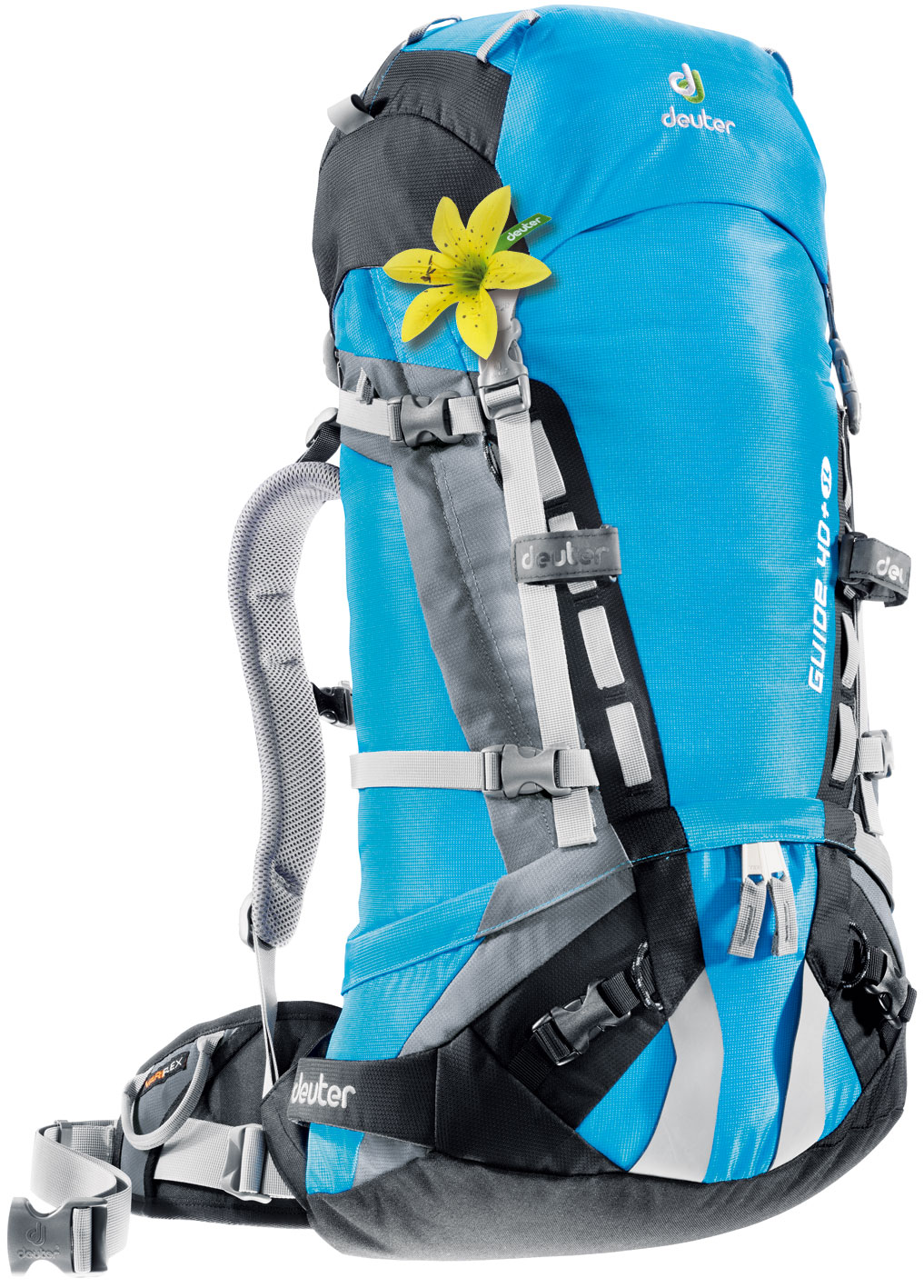 Deuter Guide 40+ SL turquoise-black-30