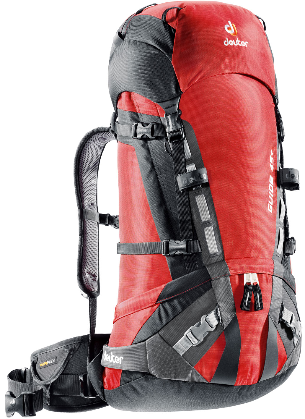 Deuter Guide 45+ cranberry-anthracite-30