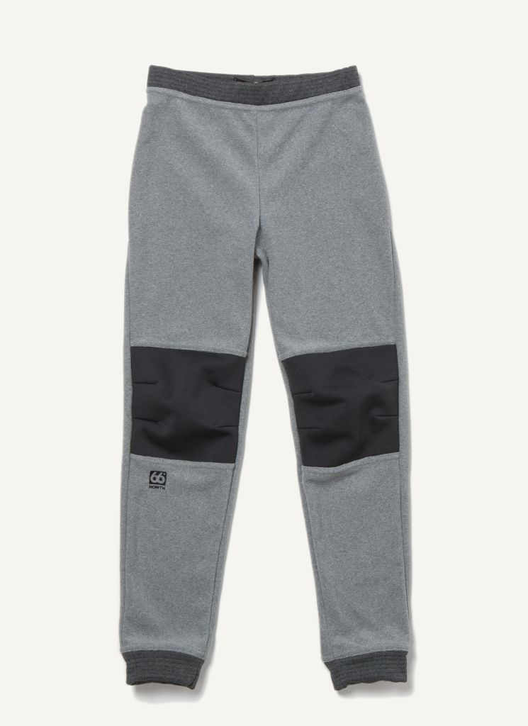 Gunnar Pants Heather Grey Mixed-30