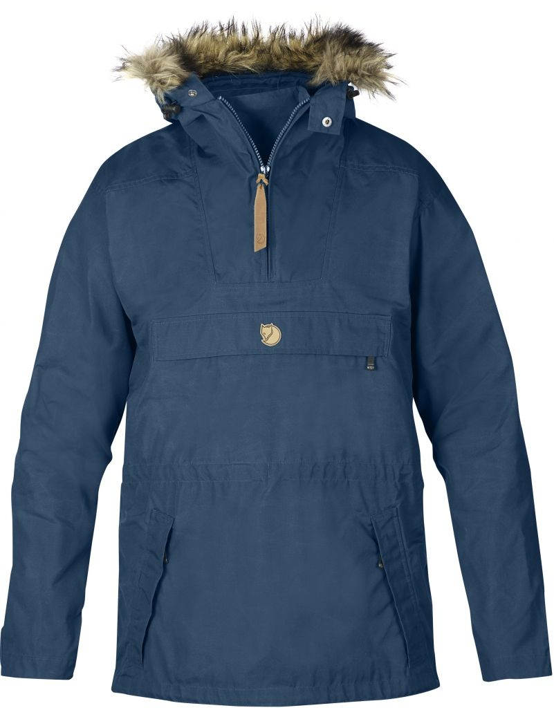 FjallRaven Gutulia Anorak Uncle Blue-30