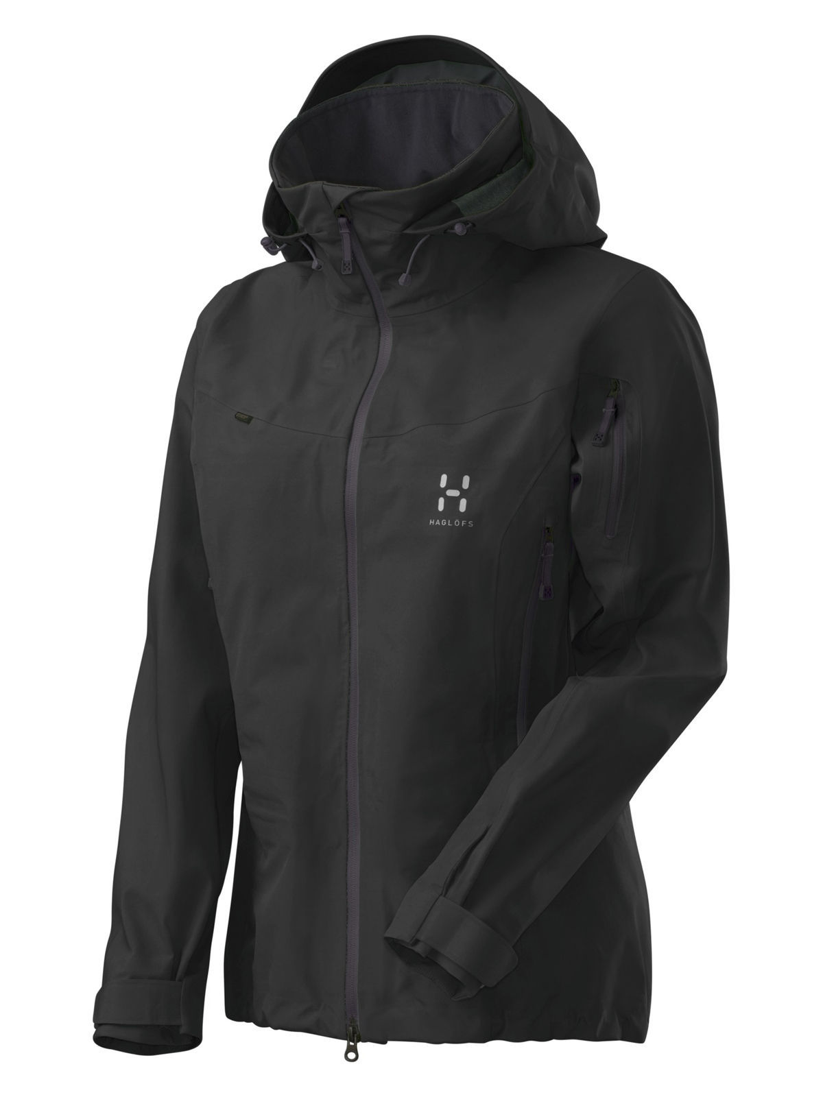 Haglofs Couloir Pro Q Jacket True Black-30