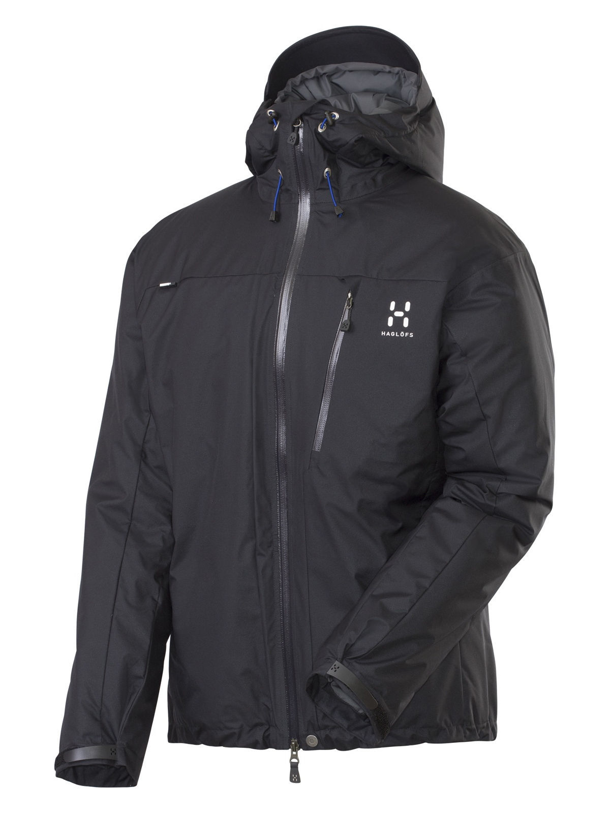 Haglofs Qanir Jacket True Black-30