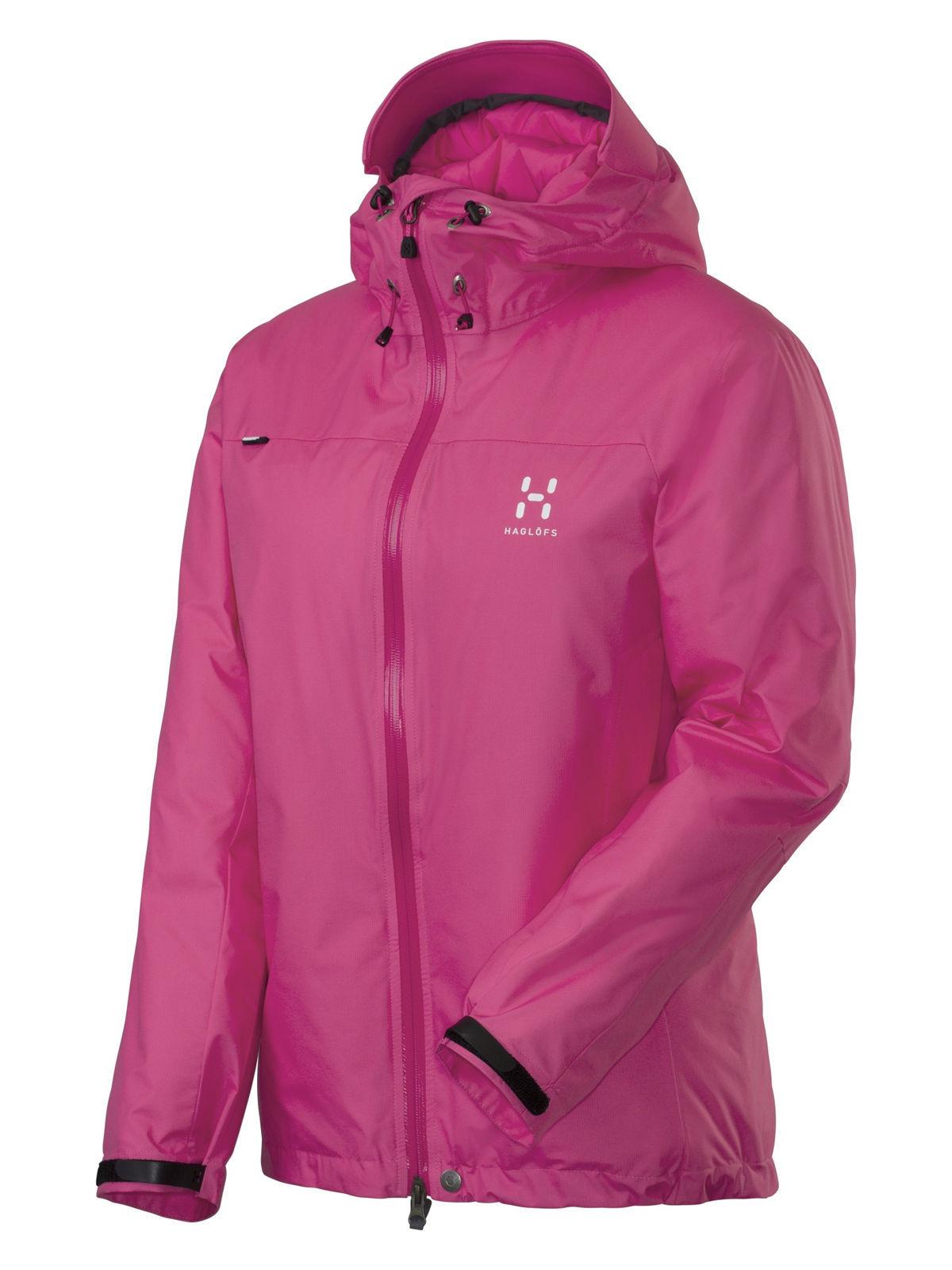 Haglofs Qanir Q Jacket Astral Pink-30