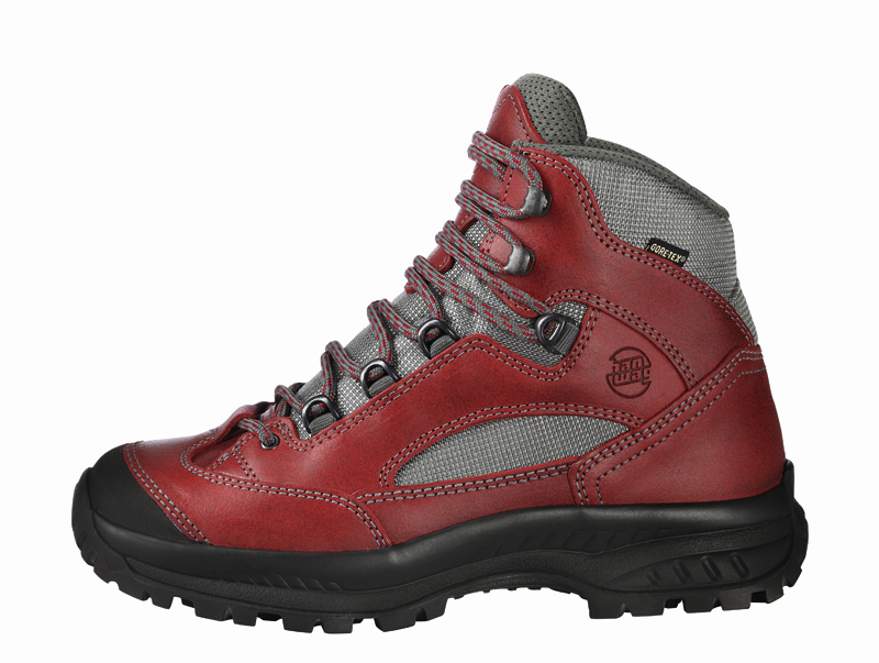 Hanwag Banks Lady GTX Bordeaux-30