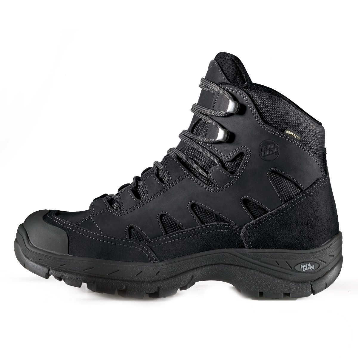 Hanwag Xerro Plus Winter GTX Black – Schwarz-30