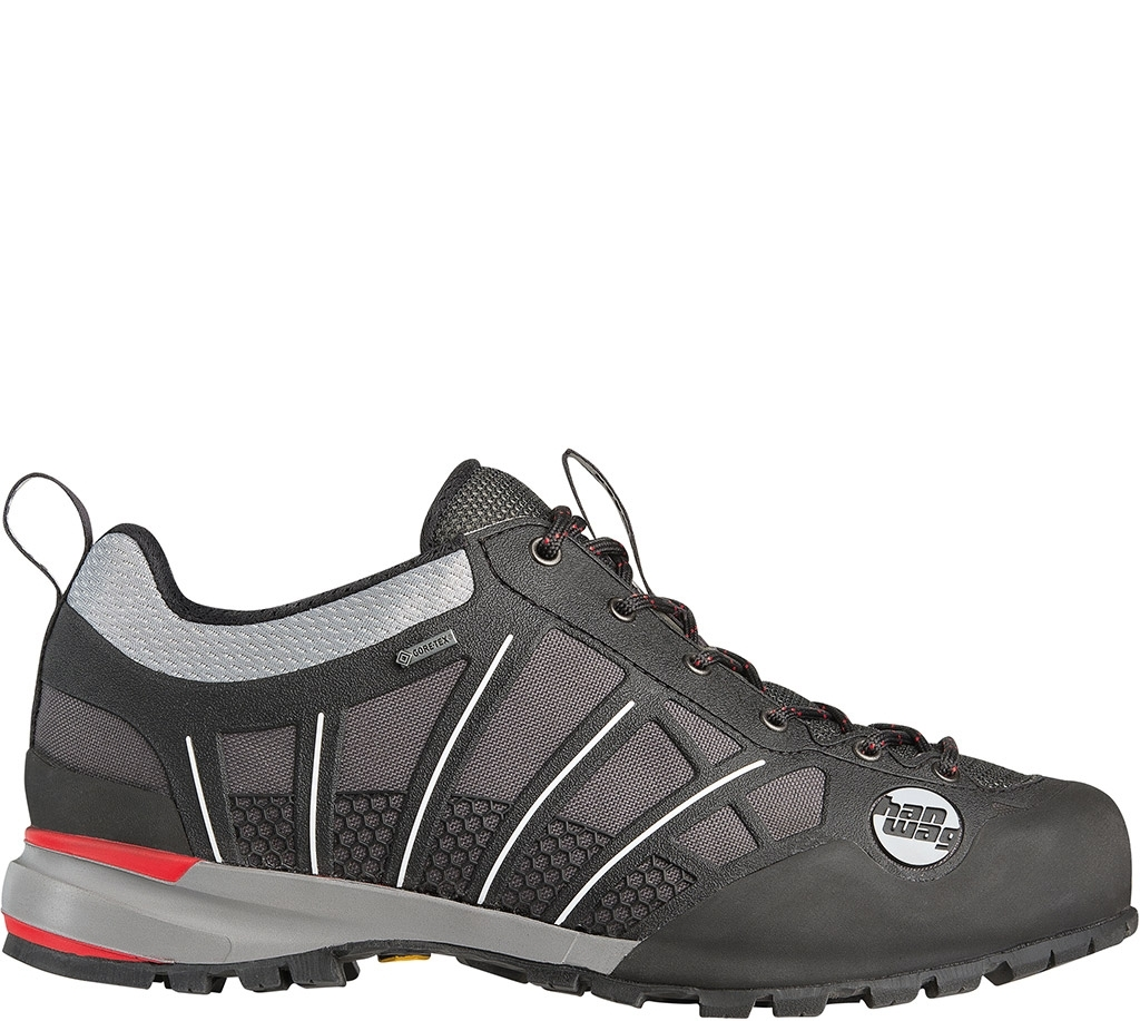Hanwag Rock Access GTX Black Schwarz-30