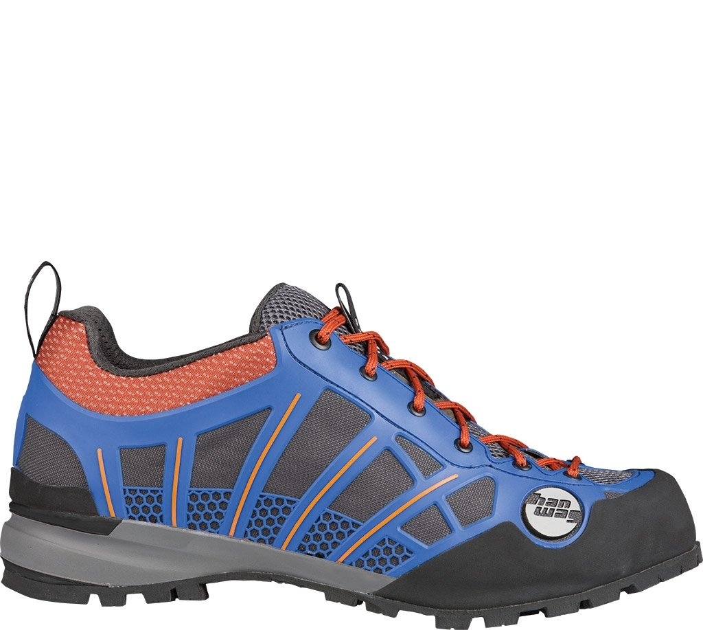 Hanwag Rock Access GTX royal blue-30