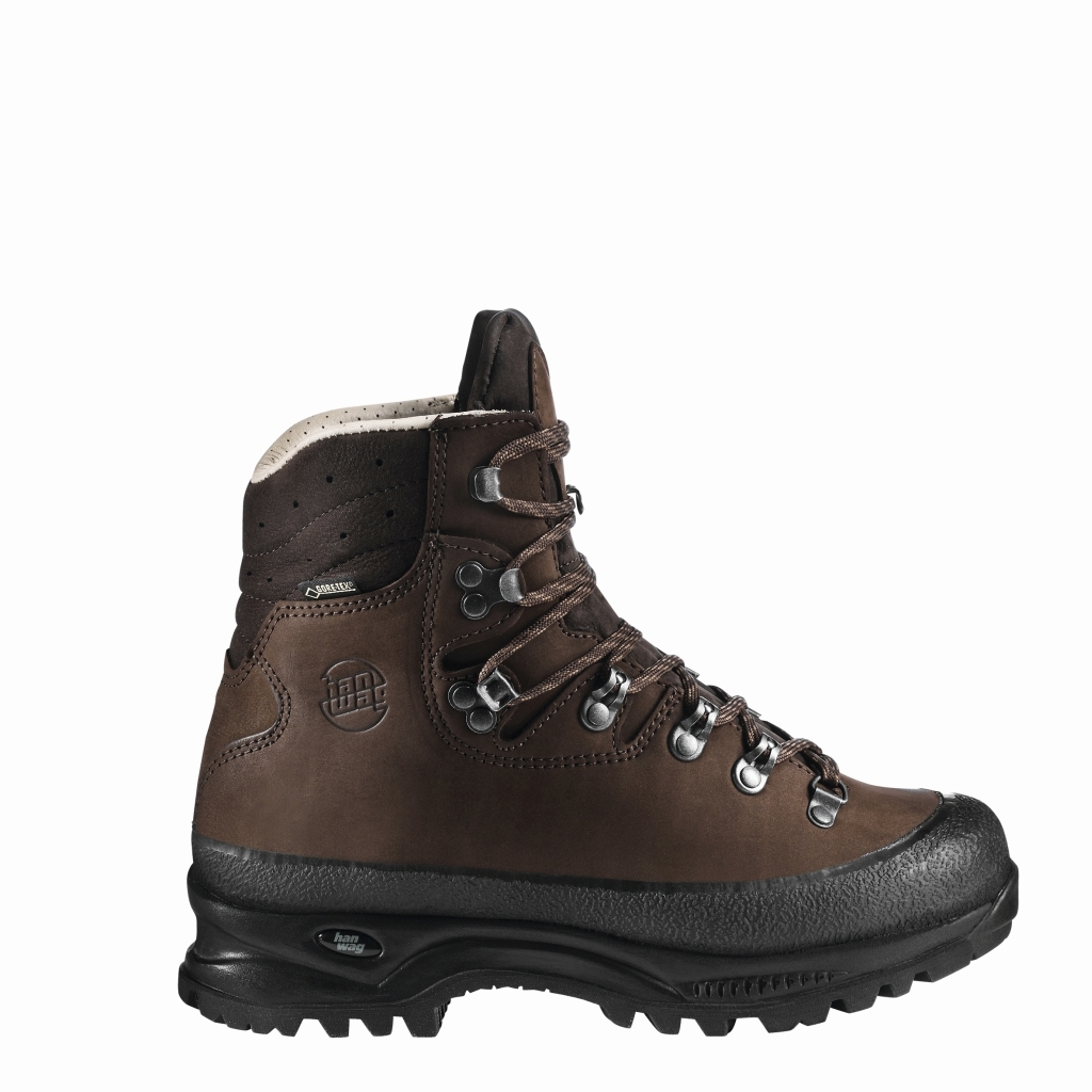 Hanwag Alaska Lady GTX Brown Erde-30
