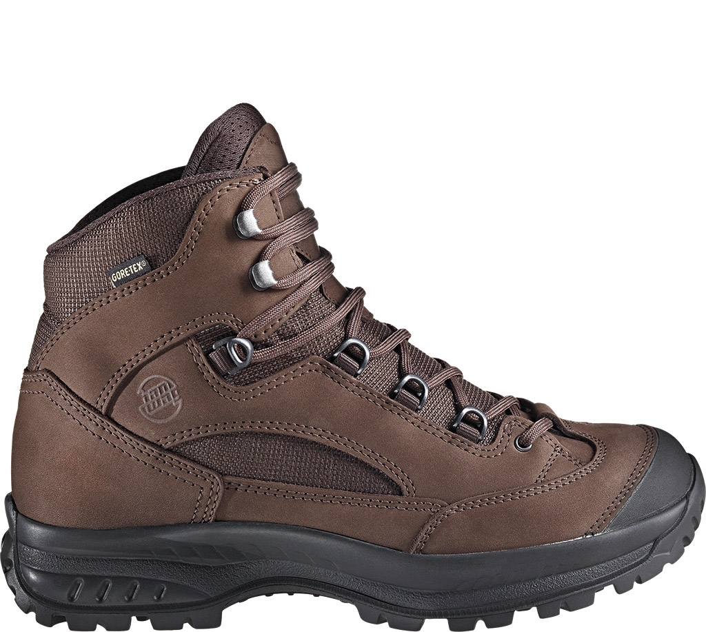 Hanwag Banks Wide Lady GTX Brown Erde-30