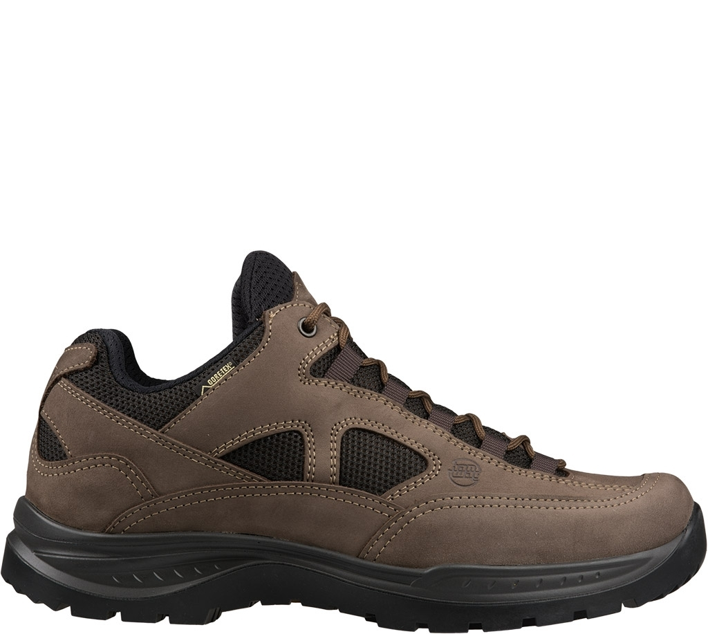 Hanwag Gritstone Wide GTX light brown-30