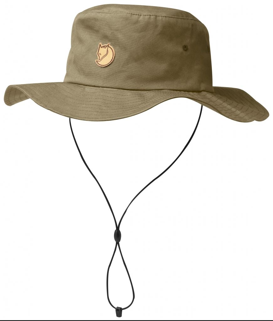 FjallRaven Hatfield Hat Light Khaki-30