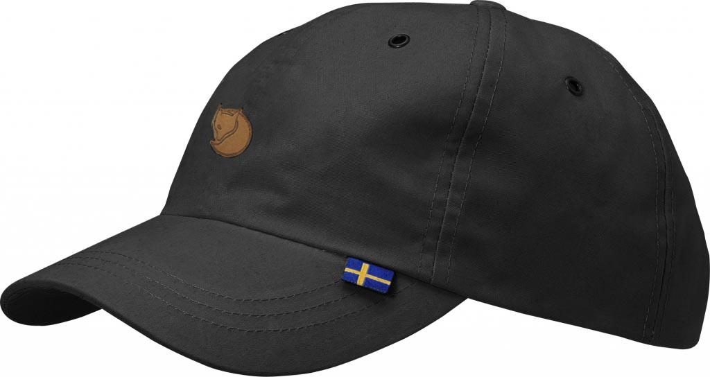 FjallRaven Helags Cap Dark Grey-30