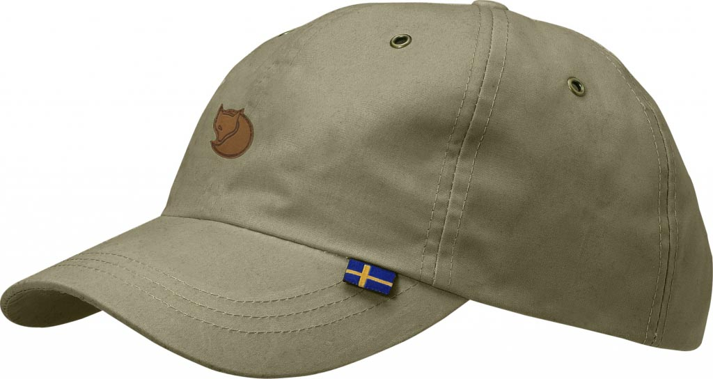 FjallRaven Helags Cap Light Khaki-30