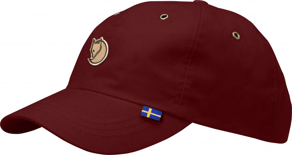 FjallRaven Helags Cap Ox Red-30