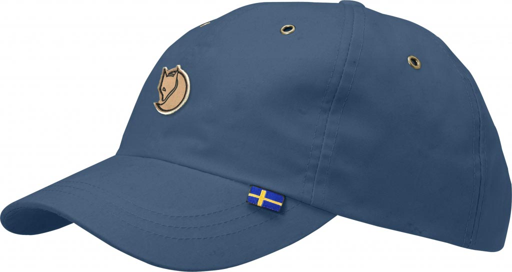 FjallRaven Helags Cap Uncle Blue-30