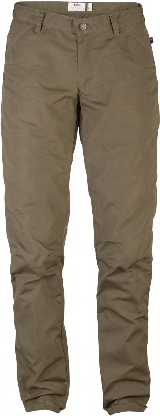 FjallRaven High Coast Fall Trousers W Khaki-30