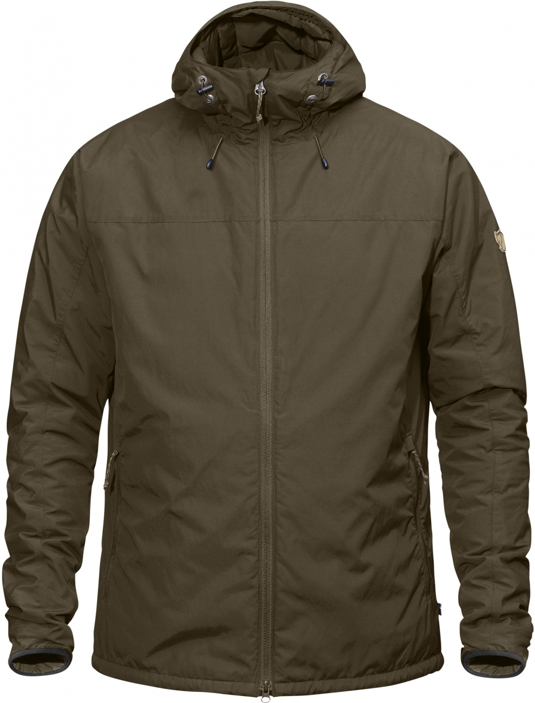 FjallRaven High Coast Padded Jacket Khaki-30