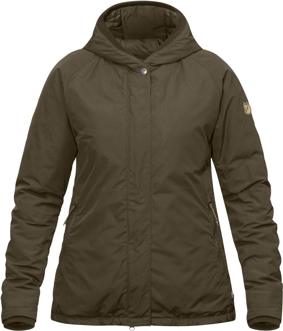 FjallRaven High Coast Padded Jacket W Khaki-30