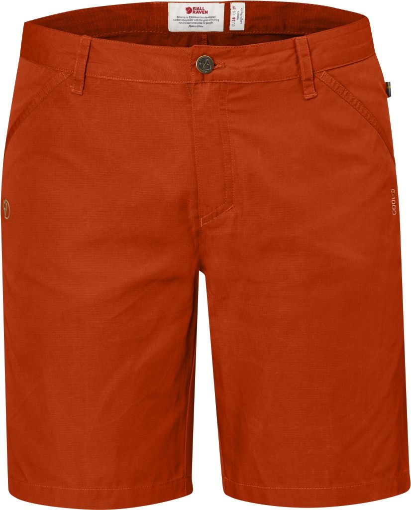 FjallRaven High Coast Shorts W Flame Orange-30