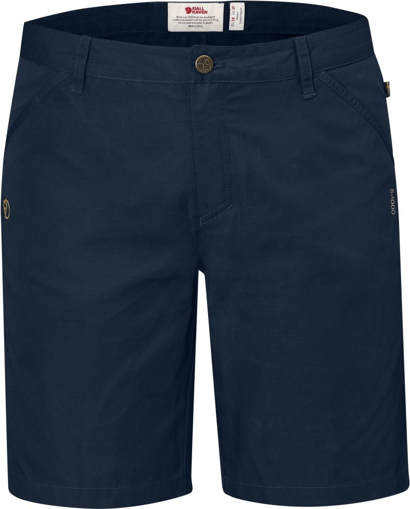 FjallRaven High Coast Shorts W Navy-30
